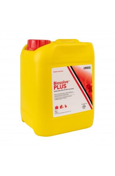 BIOSOLVE PLUS 5L  -Środek czyszczący, odtłuszczający dla rolnictwa