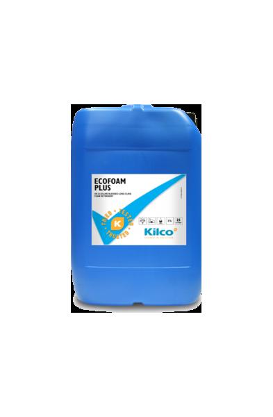 Ecofoam Plus 25L - Zasadowy środek myjący do stosowania na powierzchniach porowatych.