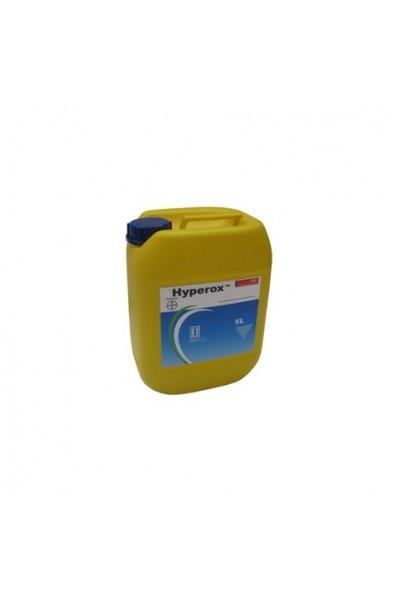 Hyperox 5L - Dezynfekcja powierzchni, wyposażenia, systemów wodnych.