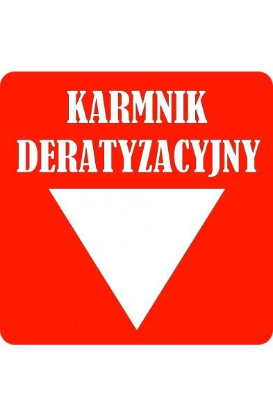 Nr. 44 Karmnik Deratyzacyjne (Czerwona)