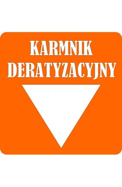 Nr. 43 Karmnik Deratyzacyjne (Pomarańczowa)