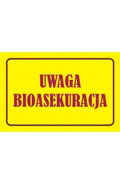 Nr. 48 UWAGA BIOASEKURACJA