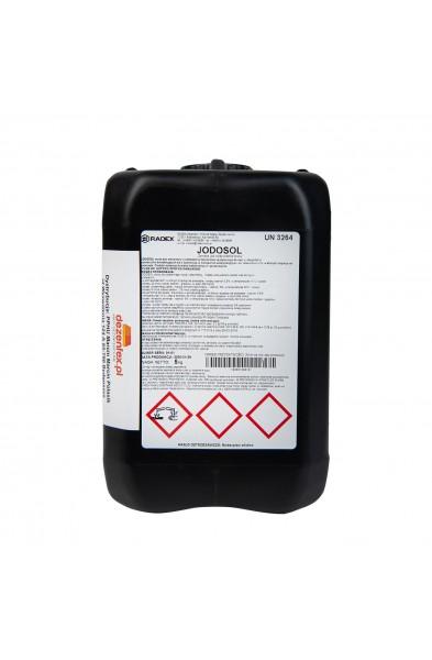 Jodosol preparat dezynfekcyjny na bazie jodoforu