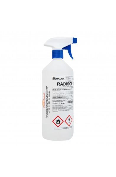 Radisol SR Płyn do higienicznej dezynfekcji rąk w zakładach przetwórstwa spożywczego