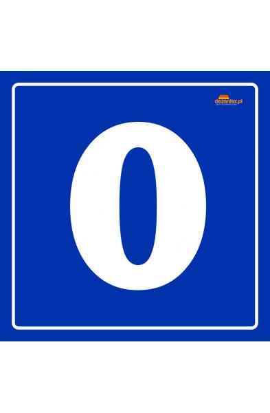 Nr. 64 Cyfra 0