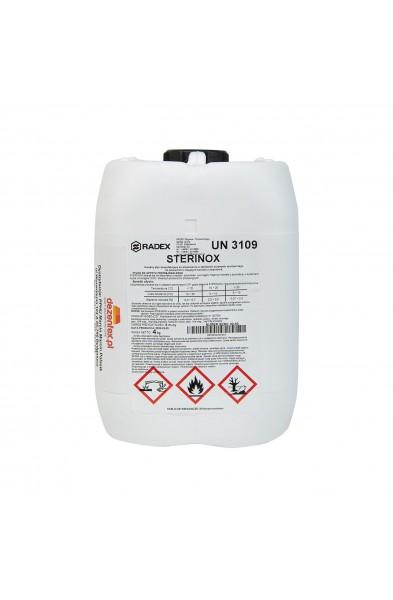 Sterinox - Preparat dezynfekcyjny do sanityzacji wody na bazie kwasu nadoctowego