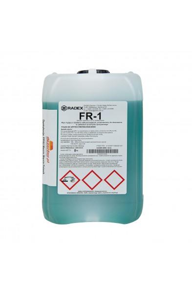 FR-1 - Pianowy płyn myjący o działaniu odtłuszczającym do mycia ręcznego o odczynie obojętnym