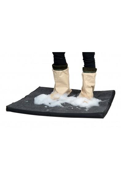 Ochraniacze ochronne na obuwie, wysokie, wielorazowe.