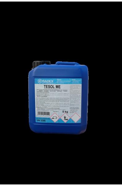 Tesol ME  5KG - Alkaliczny preparat do mycia linii pojenia